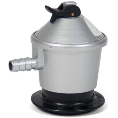 Guisón gasregler 30 mbar 8 x 10 cm Stahl grau
