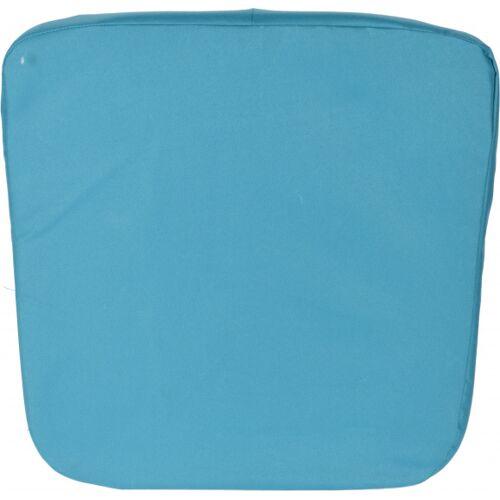 Pro Garden gartenkissen 46 x 46 x 4,5 cm Polyester blau