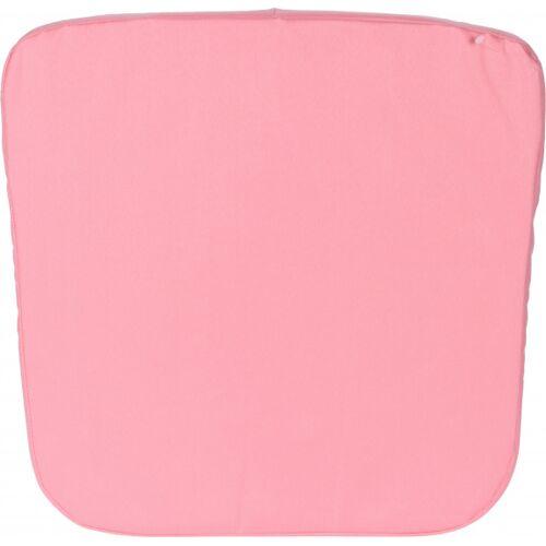 Pro Garden gartenkissen 46 x 46 x 4,5 cm Polyester rosa