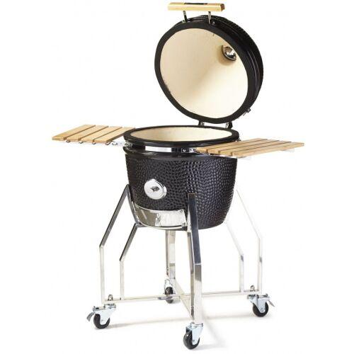 Yakiniku grill Kamado Holzkohle 16 Zoll Keramik/RVS