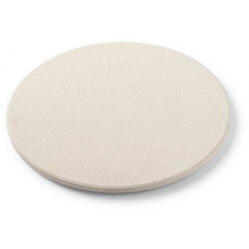 Yakiniku pizzastein 35 cm Keramik beige