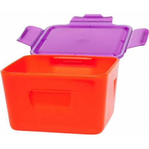 Aladdin lunchbox doppelwandig 700 ml Polypropylen rot/violett