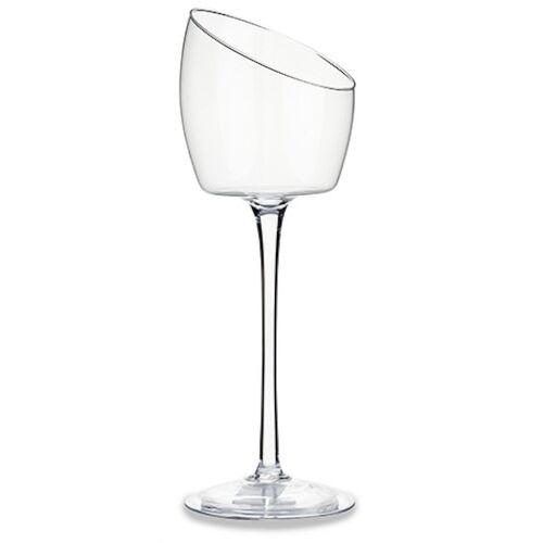 Giftdecor glas 19x19x50 cm kristallklar