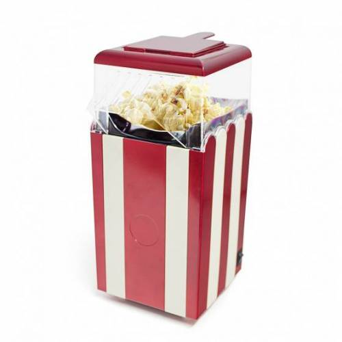 Balvi popcorn! Popcorn! 1100W Kunststoff rot