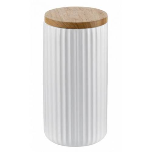 Kela suppentopf Maila 10,5 x 20,5 cm Keramik weiß/natur