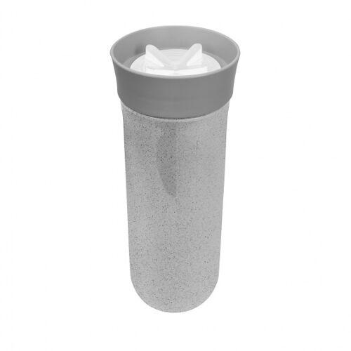 Koziol trinkflasche Safe To Go 700 ml grau