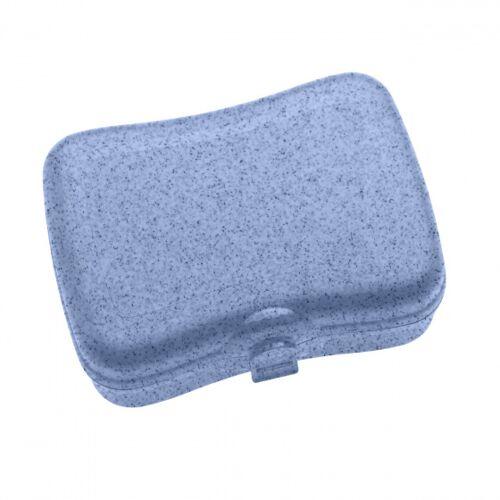 Koziol lunchbox 6Basic,6 x 12,2 x 16,8 cm blau