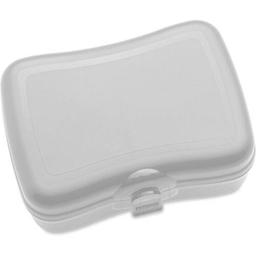 Koziol lunchbox 6Basic,6 x 12,2 x 16,8 cm grau