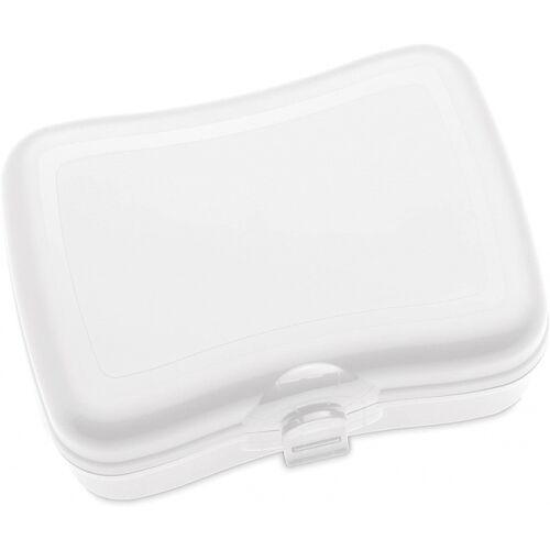 Koziol brotdose 6Basic,6 x 12,2 x 16,8 cm weiß