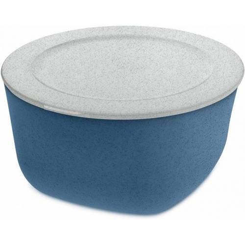 Koziol lunchbox Connect 4 Liter 24,7 cm blau