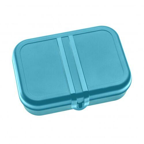 Koziol lunchbox Pascal 2,4 Liter 23 x 17 cm blau