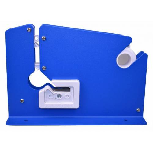 TOM beutelverschließer 12 mm blau