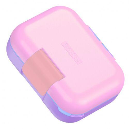 Zoku luchbox Neat Bento junior 15 x 18,7 cm PP rosa 2 teilig