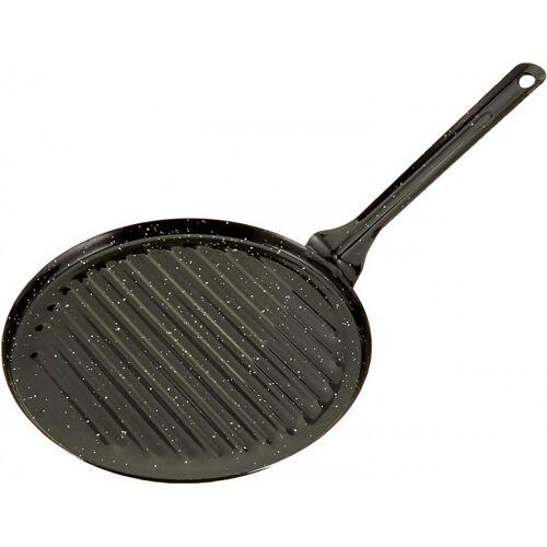 Garcima grillpfanne 24 x 44 cm Keramik schwarz