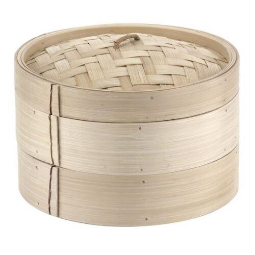Paderno dampfgarer 16 x 25 cm Bambus natur // Farbe: natur