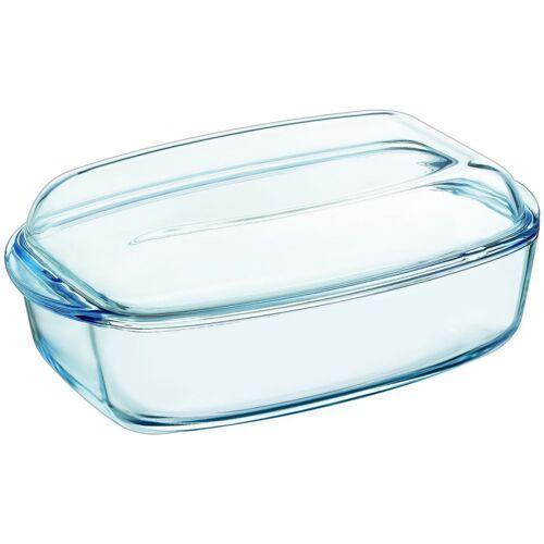 Pyrex backform Essentials 4,5 Liter 33 cm Glas transparent