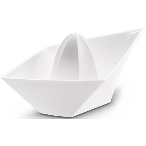 Koziol zitronenpresse Ahoi 20 x 10 cm weiß