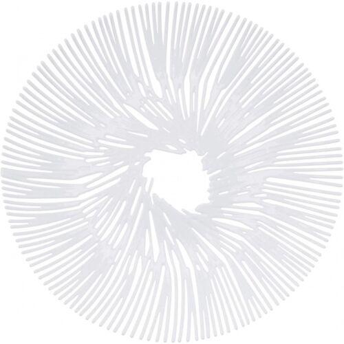 Koziol schale Anemone 32,8 x 32,8 x 4 cm weiß
