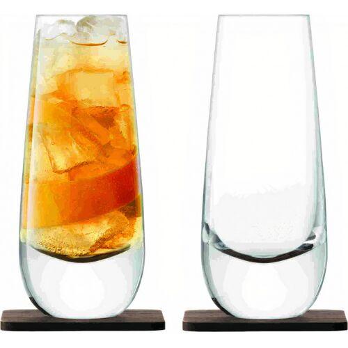 L.S.A. limonadengläser Whiskey Islay 325 ml Glas 2 Stück