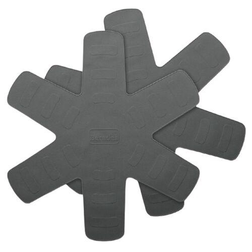Berndes topfschutz 40 Silikon grau 2 Stück