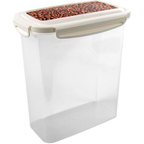 Hega suppentopf Alava 2 Liter 19 x 11 x 21 cm transparent/braun