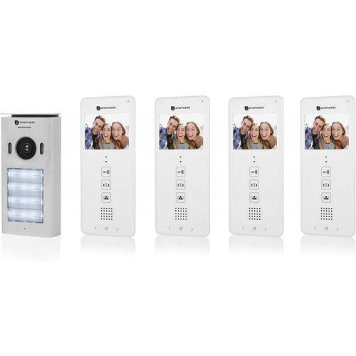 Smartwares gegensprechanlage mit Kamera DIC 22142 20,5 cm