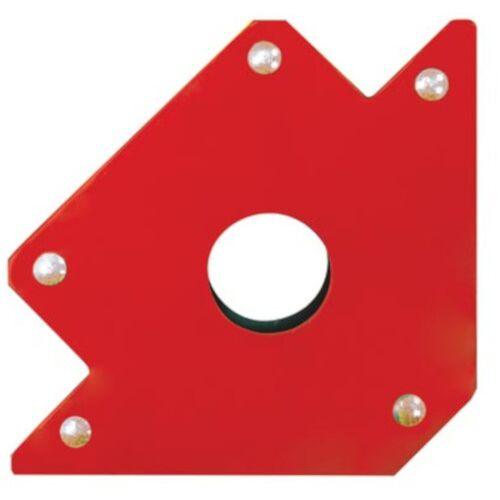 Stanley schweißmagnet 16 x 14 cm Stahl rot