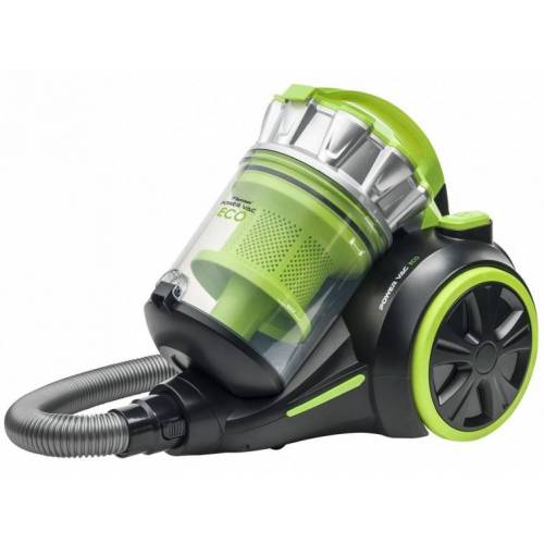 Bestron verschmutzter Multizyklon Staubsauger 700W grün 3 teilig