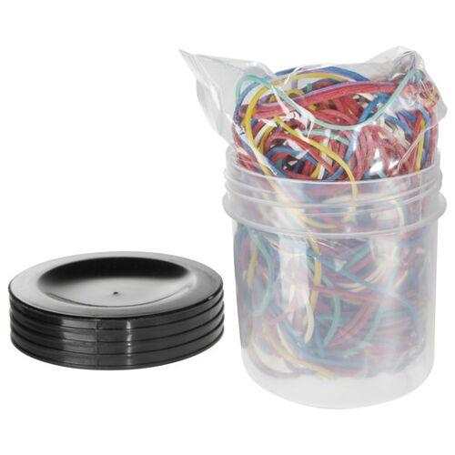 Alco gummibänder 6,5 cm 50 Gramm Gummi