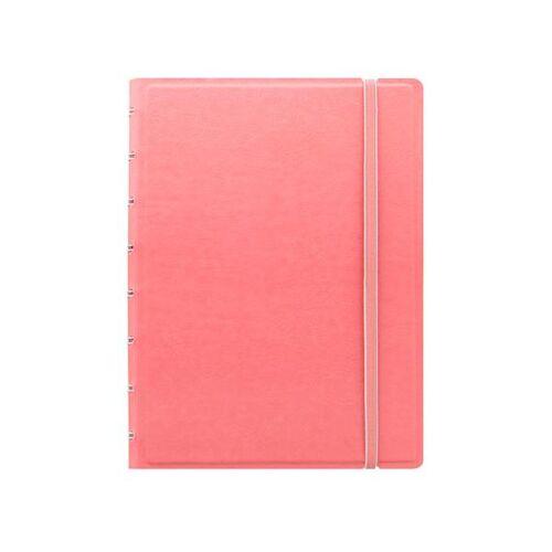 Filofax notizbuch Classic A5 Papier/Kunstleder rosa