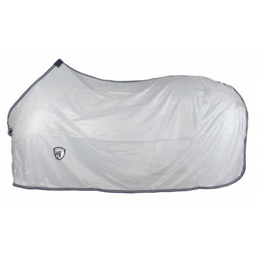 HORKA anti-Fliegen-Decke Polyester/Maschengewebe grau