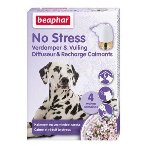 Beaphar verdampfer No Stress 30 ml lila