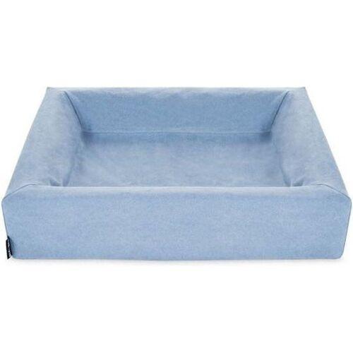 Bia Bed hundekorbbezug 60 x 50 cm Baumwolle blau