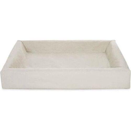 Bia Bed bezug für Hundekorb 100 x 80 cm Baumwollcreme