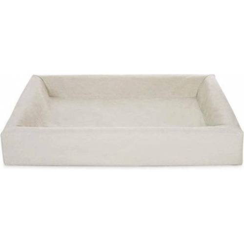 Bia Bed bezug für Hundekorb 120 x 100 cm Baumwollcreme