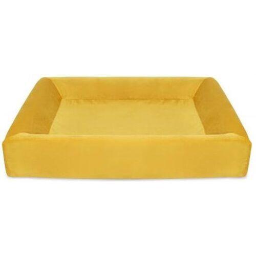 Bia Bed deckel für Hundekorb 85 x 70 cm Samtgelb