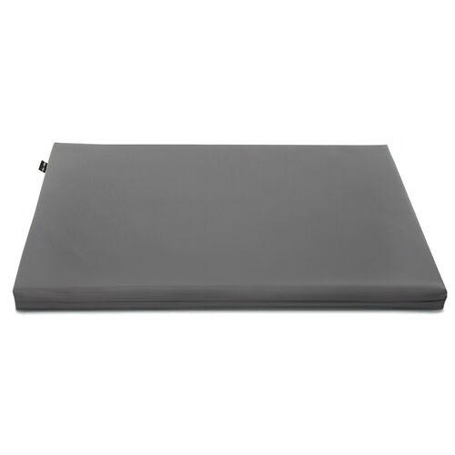 Bia Bed hundematratze 73 x 50 x 5 cm Kunstleder grau