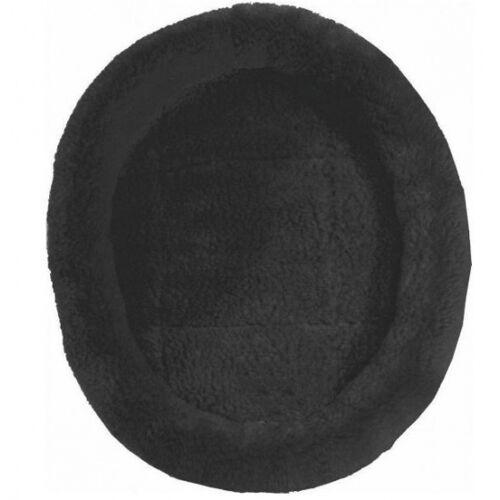 Boon katzenkorb 48 cm Wolle schwarz