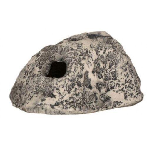 CeramicNature terrarium Iglu 9,5 x 10 cm Keramik grau