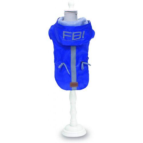 Croci hundemantel FBI Vancouver 40 cm Polyester blau