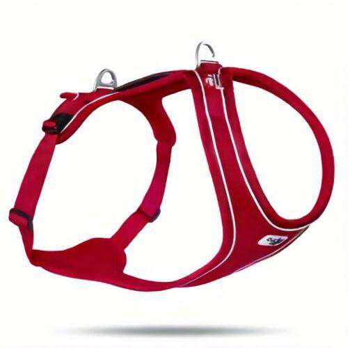 Curli hundegeschirr Belka Comfort 25-35 kg luftgeflecht rot