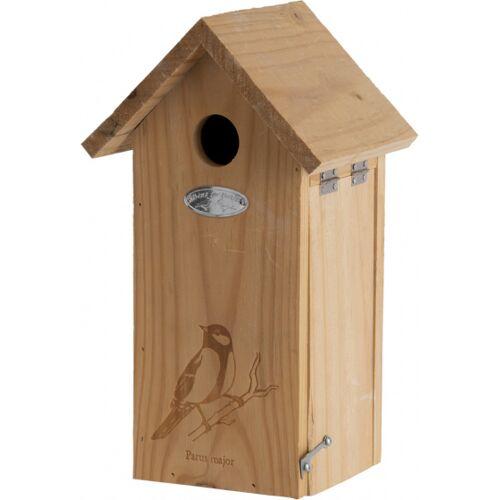 Esschert Design nistkasten Kohlmeise Best of Birds 17,1 x 30 cm