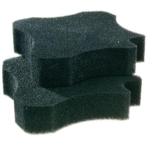 Ferplast aktivkohleschwämme Bluclear 700/1100 21 cm 2 Stück