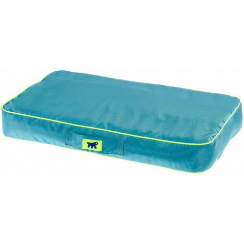 Ferplast hundebett Polo 65 x 40 cm Polyester/Textil blau