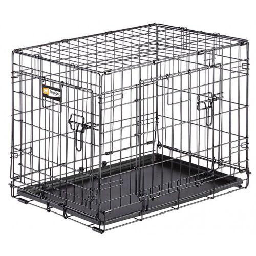 Ferplast hundebank Dog-Inn 92,7 x 58,1 cm Stahl schwarz