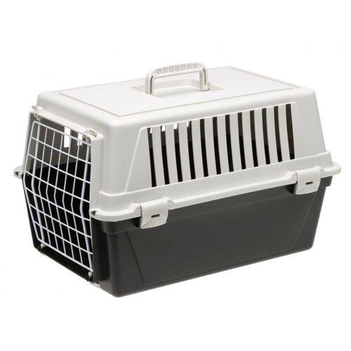 Ferplast hundetransportbox Atlas 5 28 x 41,5 cm schwarz