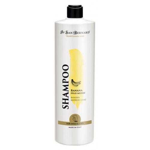 I.S.B. shampoo Banane Medium Coat 1000 ml weiß