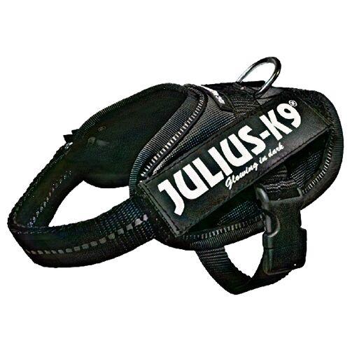Julius K9 hundegeschirr 30-37 cm Nylon schwarz