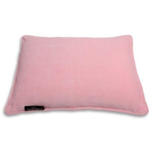 Lex & Max katzenkissen Emma 60 x 45 cm Baumwolle rosa