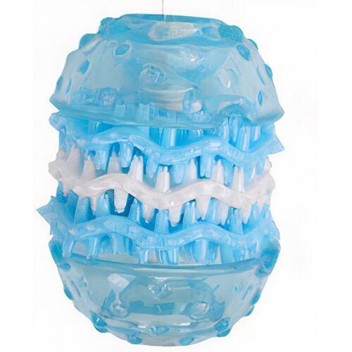 M-Pets kau- und Zahnspielzeug Washy 9,8 cm Elastomer blau